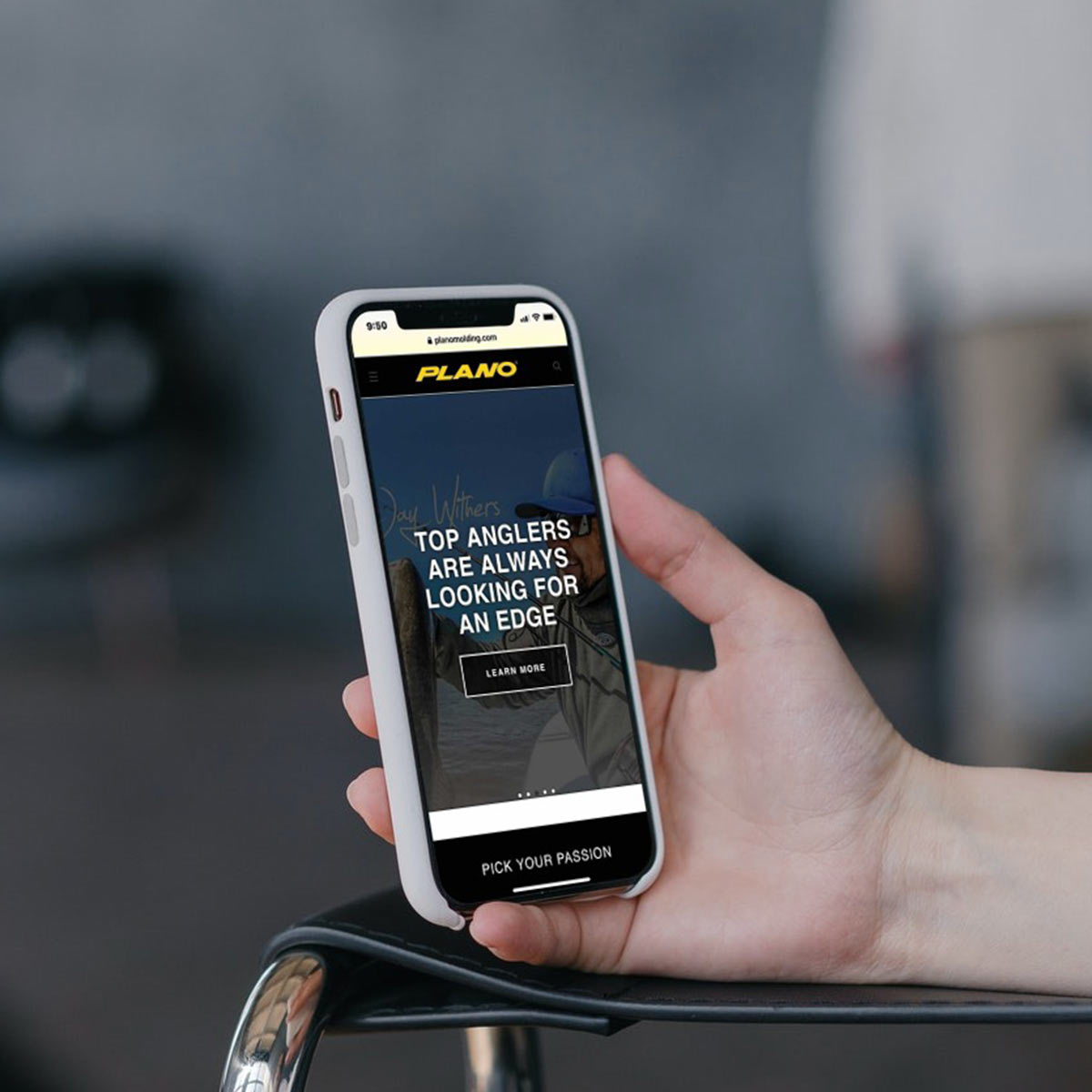 plano molding mobile web design square
