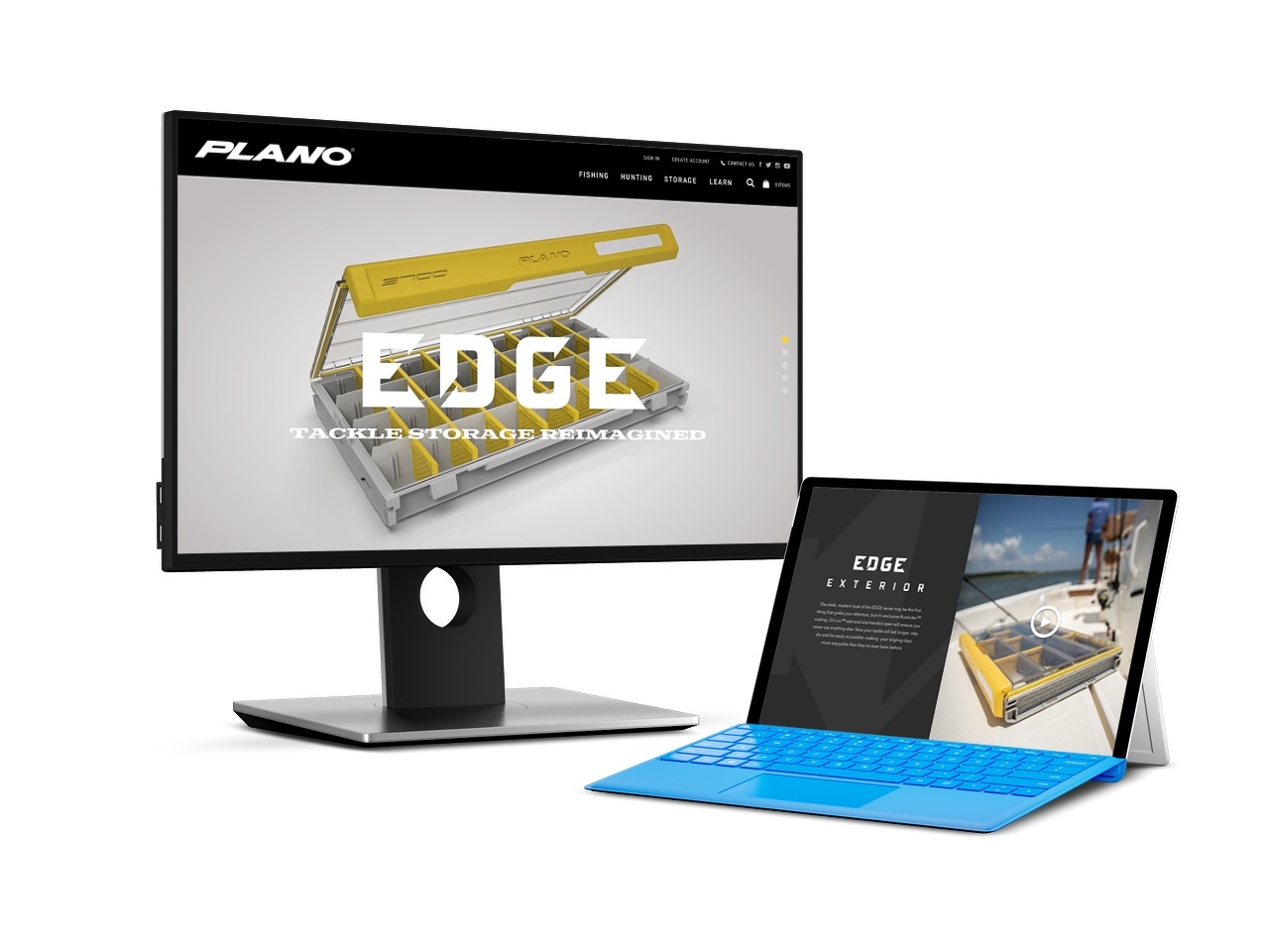 plano molding webdesign