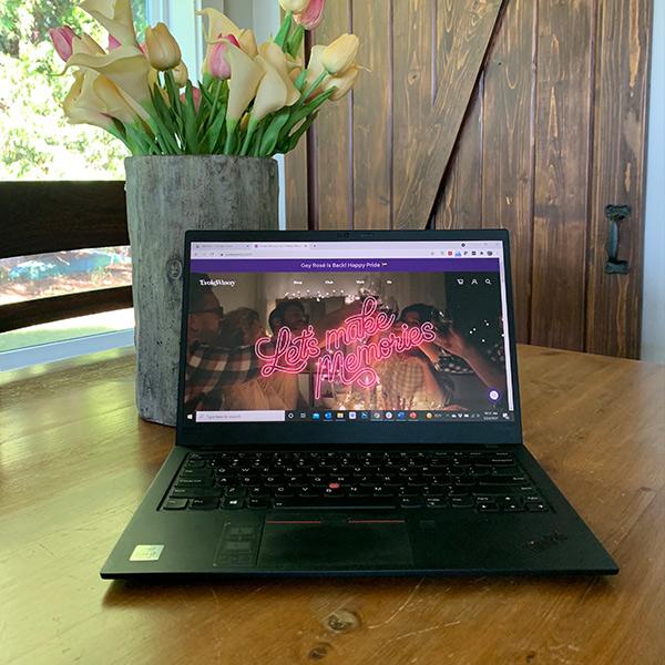 evoke winery laptop